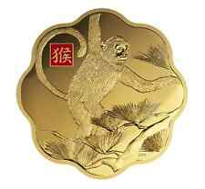 2016 Canada Year of the Monkey (Mintage 10) 1 KG of .9999 fine GOLD! $2,500 Face
