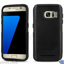 New OEM Otterbox Commuter Series Black Shell Case for Samsung Galaxy S7