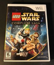 LEGO Star Wars [ The Complete Saga ] (Wii) USED