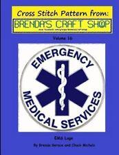 EMS Logo - Cross Stitch Pattern from Brenda's Craft Shop : Cross Stitch...