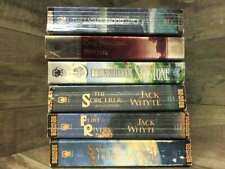 6 Jack Whyte The Camulod Chronicles (Eagles Brood, The Sining Sword, Skystone, S