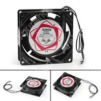 1x AC 220V~240V Metal Ventilateur de Refroidissement 8025S 80x80x25mm 0.1A Fan
