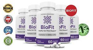 Biofit Fit Weight Loss Probiotic 1.5 Billion CFU Bio Fit Supplement 5 Pack