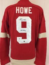 f70e04395 Detroit Red Wings NHL Original Autographed Jerseys