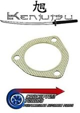 Kenjutsu Quality 3 Bolt Elbow to Downpipe Gasket- For S13 200SX CA18DET Turbo