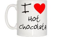 I Love Cuore Tazza Da Cioccolata Calda