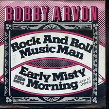 7inch BOBBY ARVON rock and roll msuic man GERMAN 1976 EX +PS
