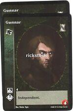 Gunnar x2 Gangrel KoT