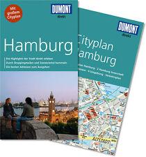 Hamburg 2015 Hansestadt UNGELESEN Reiseführer +Stadtplan Karte Dumont direkt