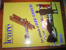 Icare n°203 Les débuts d'Air Union