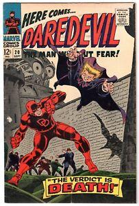 Daredevil #20, Fine Condition