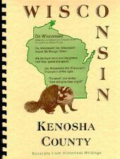 WI Kenosha Wisconsin City/County 1879 History/Biography Civil War Many Names