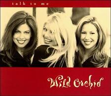 Audio CD Talk to Me / Love Will Wait - Wild Orchid - Free Shipping