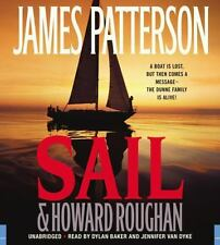 Sail by James Patterson and Howard Roughan (CD, Unabridged)