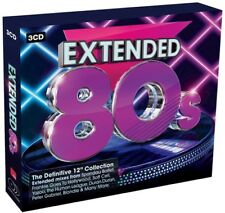 Various Artists - Extended 80s / Various [New CD] UK - Import