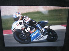 Photo Chesterfield Honda NSR250 #6 Jean Philippe Rugia (FRA) Dutch TT  Assen #1