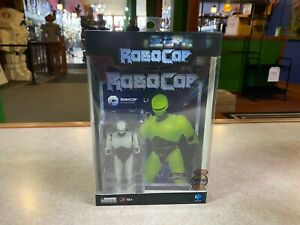 "2020 Hiya Toys ROBOCOP 2 Glows in Dark 2020 COMIC FEST 4"" Inch 1/18 Figure NIB"