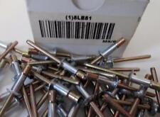 """50 All Steel Pop Rivets 3/16"""" Dia. .062-.250 Grip Range Qty 50"""