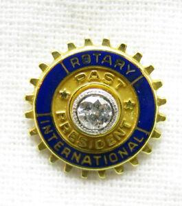 10K Pin - Rotary International Past President