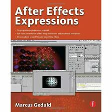After Effects Expressions - Paperback NEW Geduld, Marcus 2008-12-05