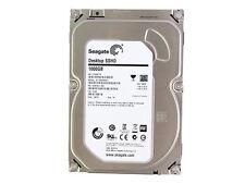 "Seagate Desktop ST1000DX001 1TB+8GB Flash 3.5"" SATA3 Internal Hybrid Drive SSHD"