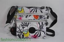 New With Tag Kipling Alvar XS Cross-Body Minibag -Palm Print