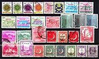 Pakistan  -. Service - Lotto da 30  Francobolli (Stamps) - perfetti