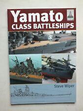 Yamato Class Battleship - Steve Wiper (Ship Craft 14)
