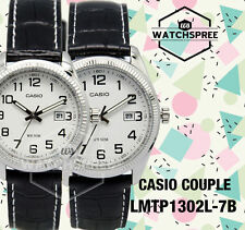 Casio Couple Watch LTP1302L-7B MTP1302L-7B