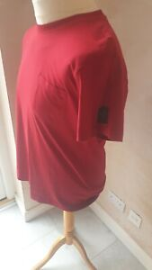Genuine Belstaff Thom T Shirt In A XL And In Red