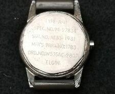 WW2 Elgin A11 Military Hack Watch Case.
