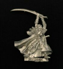 NEW Warhammer Middle Earth LOTR Elladan Elf Hero NEW (P077)
