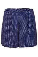 Sugarhill Boutique Polka Dot Bow Shorts