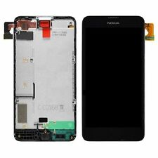 TOUCH SCREEN DIGITIZER DISPLAY LCD NOKIA LUMIA 630 635 COMPLETO CORNICE FRAME