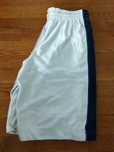 Vintage Reversible Basketball Shorts Men's Small Mesh Polyester Drawstring