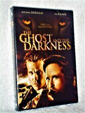 The Ghost and the Darkness (DVD, 2013) Val Kilmer Michael Douglas action NEW