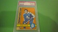 1972 Topps #152 Ron Ellis PSA 10 GEM MT *Toronto Maple Leafs*