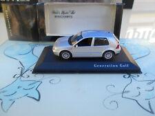 VW  GENERATION GOLF   ARGENT     ex 1/43- MINICHAMPS-