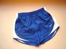 "NIKE Royal Blue Original TEMPO Dri-Fit Women's 3"" Running/Race Shorts NEW Size S"