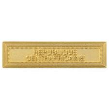 Agrafe pour médaille Ordonnance RÉPUBLIQUE CENTRAFRICAINE