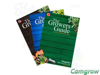 The Growers Guide Book Series - Organics, Bubblers DWC & Coco Coir / Soil