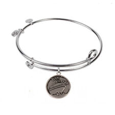 SOL 230022 Cruise Ship, Bangle Sterling Silver Plated