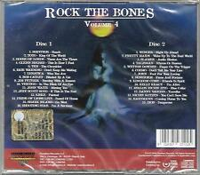 Various artists, Hard Rock, Heavy Metal - ROCK THE BONES  Vol. 4 - 2 CD - MUS