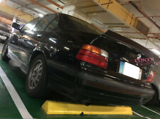 Matte Black BMW 1991-1998 E36 3-series Sedan RB type Trunk Spoiler ◎