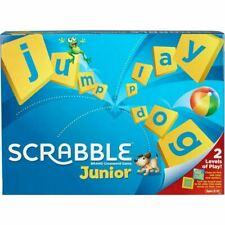 Mattel Games Scrabble Junior Board Game