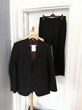 Men's Spencerhart Navy Suit Chest 42R W36R NWT