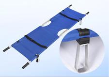 Thickening Aluminum Alloy Medical Emergency Folding Portable Stretcher Express