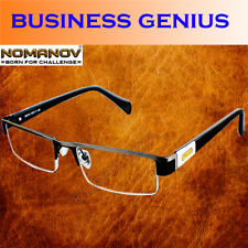 Noble Royal Titanium Alloy Cabinet Minister's Reading Glasses +1 TO +4