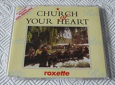 Roxette - Church Of Your Heart - Scarce 1992 Cd Single