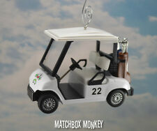 Ez Go Club Car Yamaha 1/32 Scale Golf Cart Custom Christmas Ornament RXV TXT